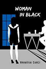 Woman In Black (Superhero Stories: The W Series Book 2) Kindle Edition