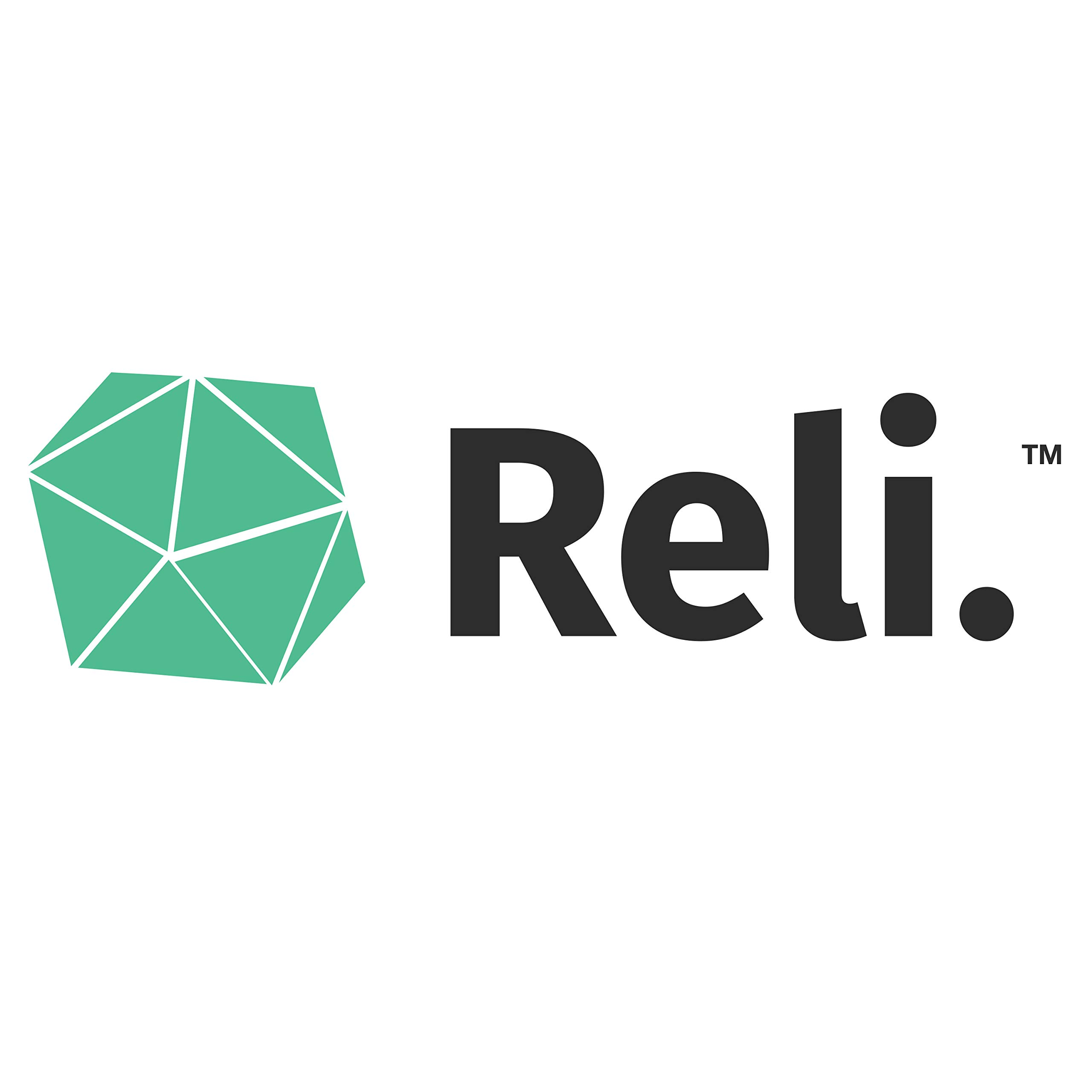 Reli. Recyclable Eco-Friendly Trash Bags, 33 Gallon (150 Count) - Made from Recycled Content (SCS Certified) - Go Green Canliners - Environment-Friendly Garbage Bags (30 Gallon - 35 Gallon) (Black) by Reli. (Image #7)