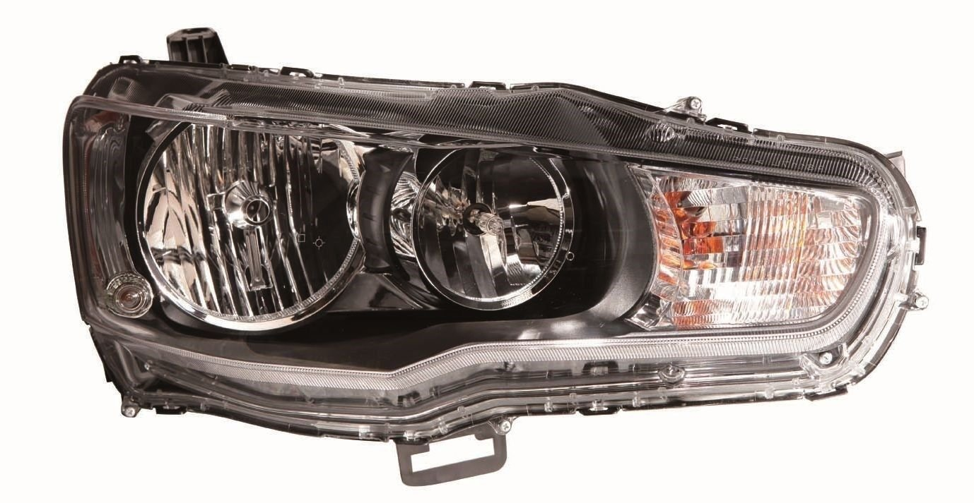 Depo 314-1140R-AFN2 Headlight Assembly