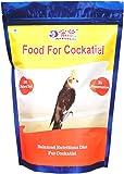JiMMy Food For Cockatiel - 900 GMS Pack - Bird Food