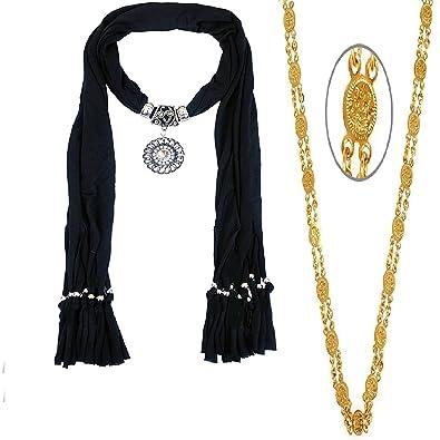 Buy scarf necklace chooz dseigner studio black dupatta stole muffler scarf necklace chooz dseigner studio black dupatta stole muffler wrap scarf necklace scarf pendant scarf scarves aloadofball Gallery