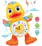 Jiada Dancing Duck + Flashing Lights + Real Dancing Action + Music