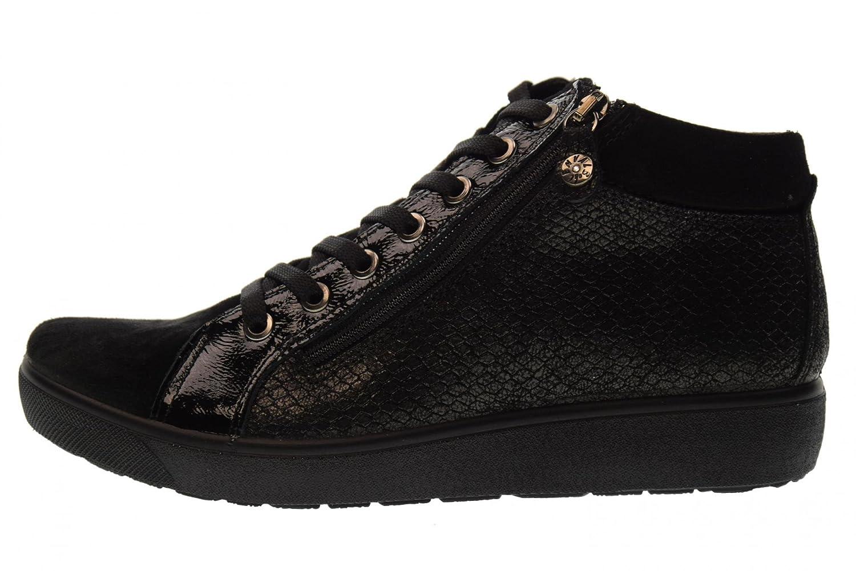 ENVAL SOFT Chaussures de femmes espadrilles 89791 00 taille 40 BLACK   Amazon.fr  Chaussures et Sacs b37e7f8ce52