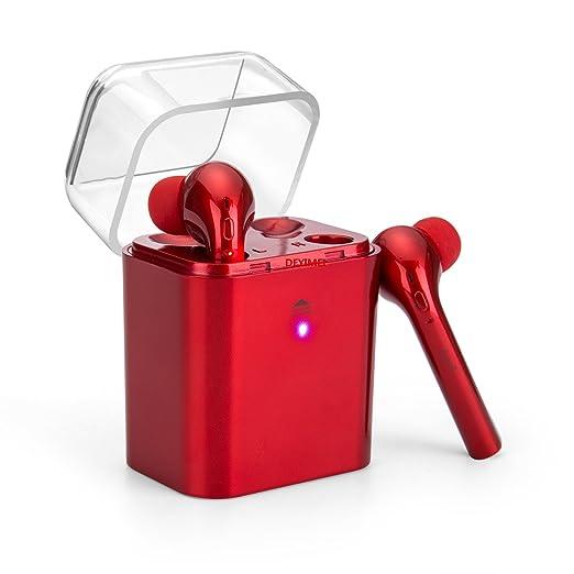 51 opinioni per Auricolari senza fili, DEYIMEI Bluetooth V4.1, rumore annullamento della cuffia