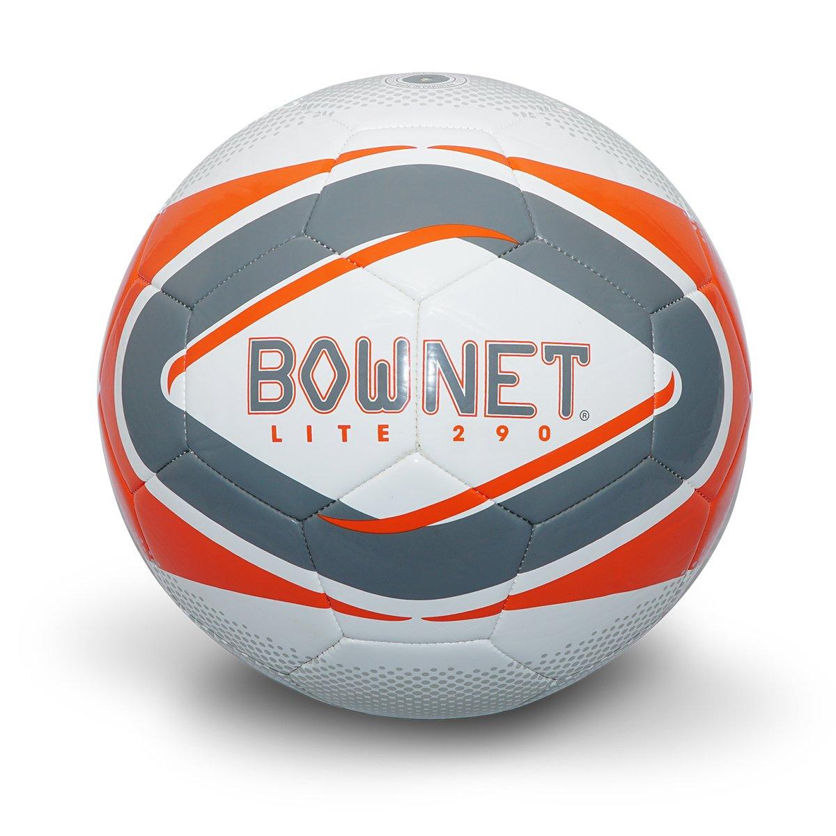 BownetサッカーボールLite – Increase自信、コントロール、元フライトwith Liteボールテクノロジー B077SVW7QD Size 5
