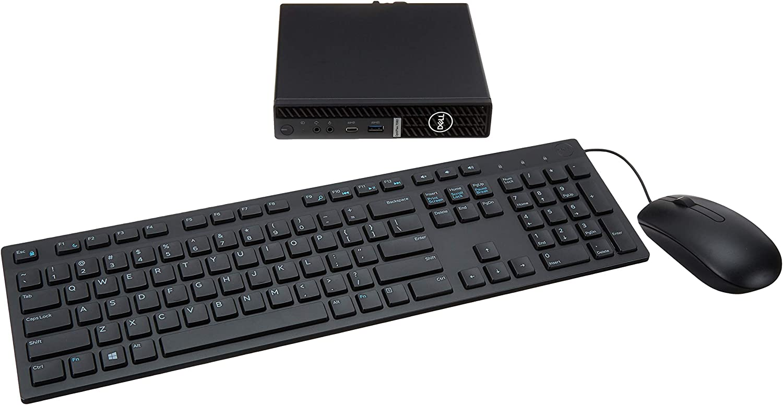 Dell OptiPlex 7000 7080 Desktop Computer - Intel Core i7 10th Gen i7-10700 Octa-core (8 Core) 2.9GHz - 8GB RAM DDR4 SDRAM - 256GB SSD - Micro PC