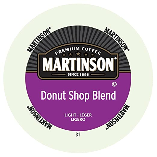 Martinson Donut Shop Coffee as...
