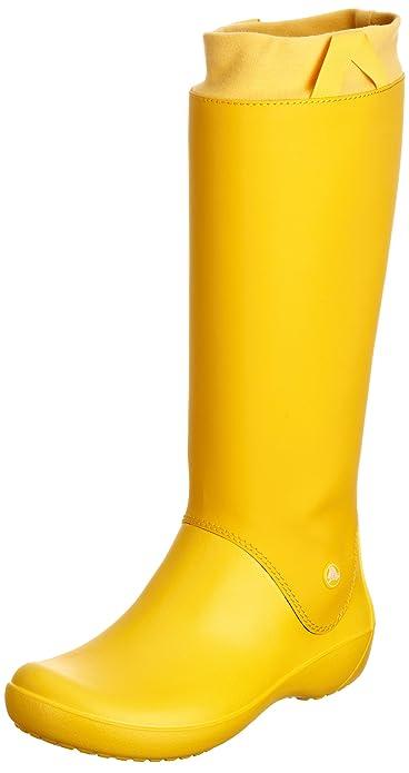 szybka dostawa sprzedaż online wysoka moda Crocs Women's RainFloe Boot