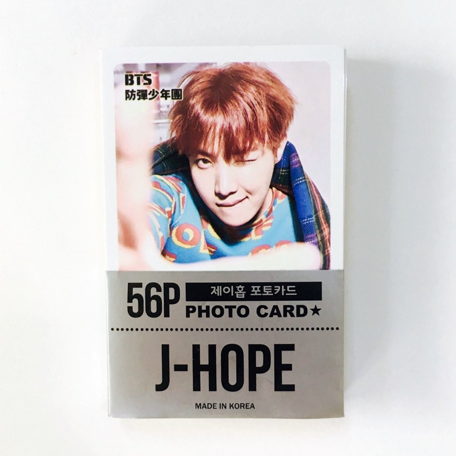 BTS J-HOPE Solo Photocards 56pcs