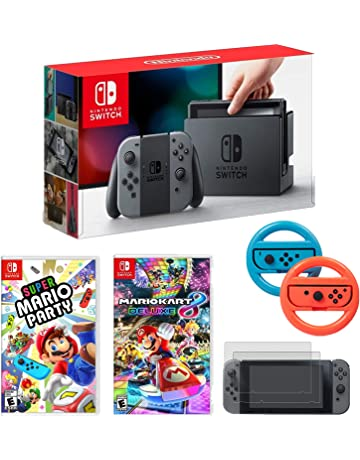 Amazon com: Consoles - Nintendo Switch: Video Games