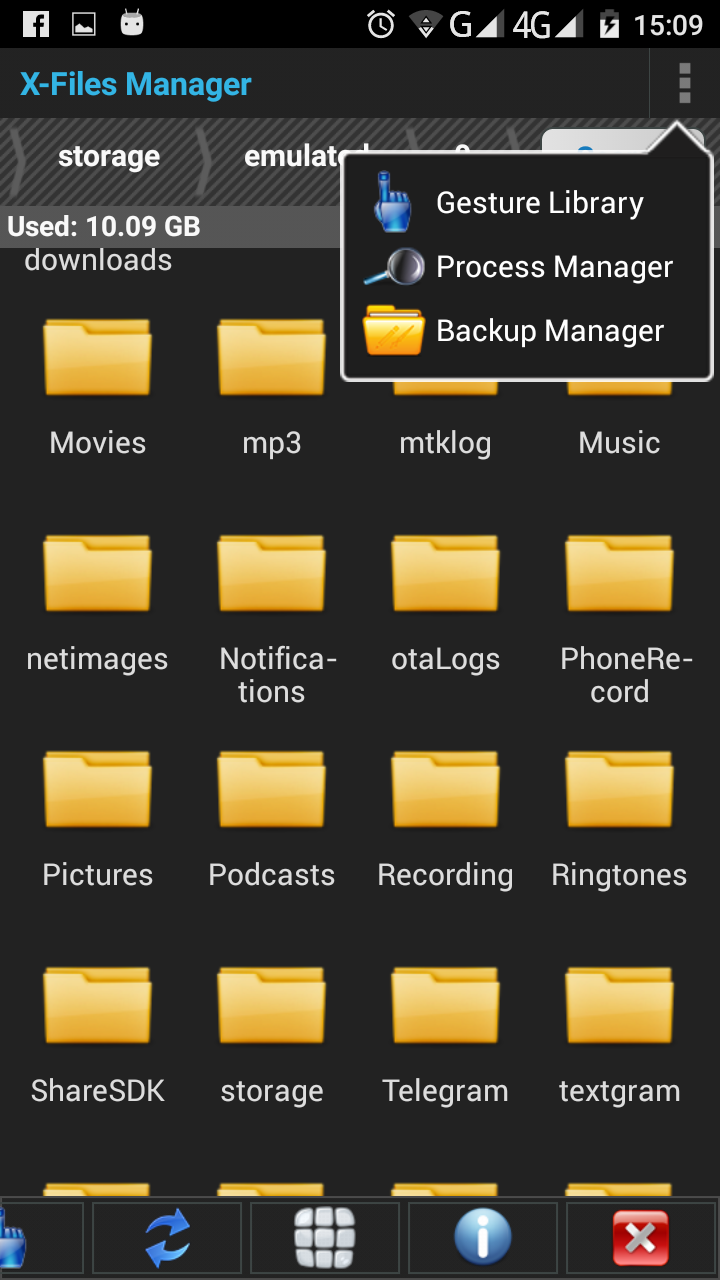 Amazon com: X-File Manager - File explorer: Appstore for Android