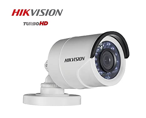 CAMERA HD BULLET HD 1080P HIKVISION DS-2CE16D0T-IR 3.6MM Camcorders at amazon