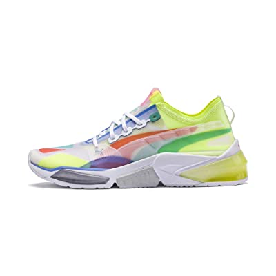 PUMA Mens LQDCELL Optic Sheer Sneaker | Road Running