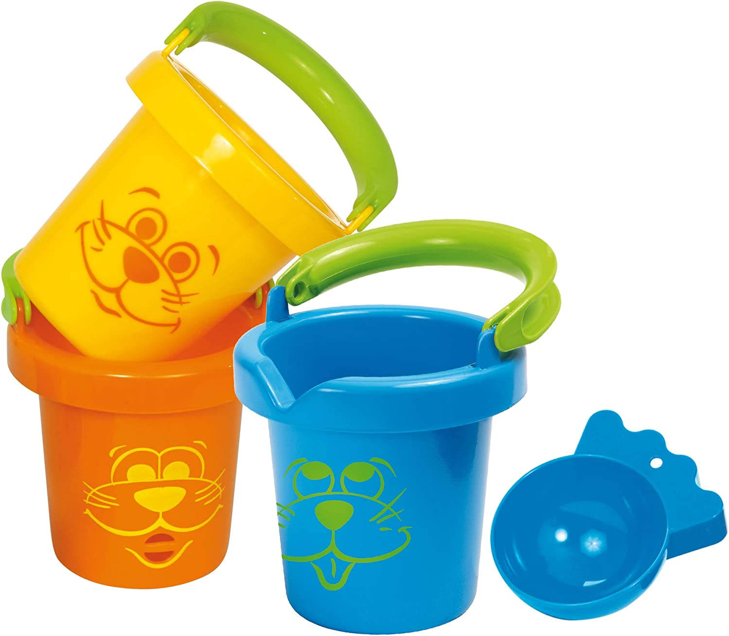 Gowi Toys 558-06 Wild Animal Bucket One Supplied - Designs Vary