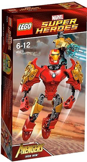 lego super heroes 4529 jeu de construction iron man