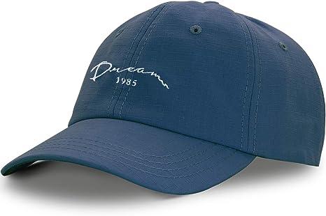 LIVACASA Cappello da Baseball con Visiera Uomo Donna Estivo Protezione UV per Sport Esterno Capello Sport Berretto Traspirante Regolabile 56-59CM