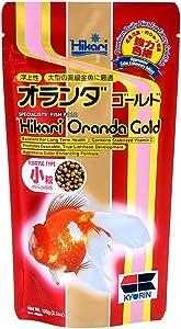 Fish & Aquatic Supplies Oranda Gold 3.5Oz - Mini Pellet