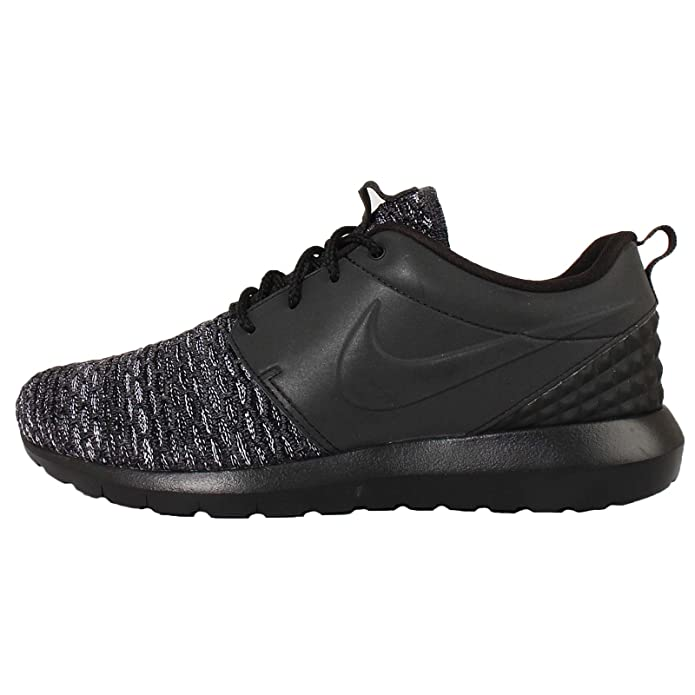 8ff9d493e3f1 Nike Men s Roshe NM Flyknit PRM Black Running Shoes-11 UK India(46EU) ( 746825-002)  Buy Online at Low Prices in India - Amazon.in