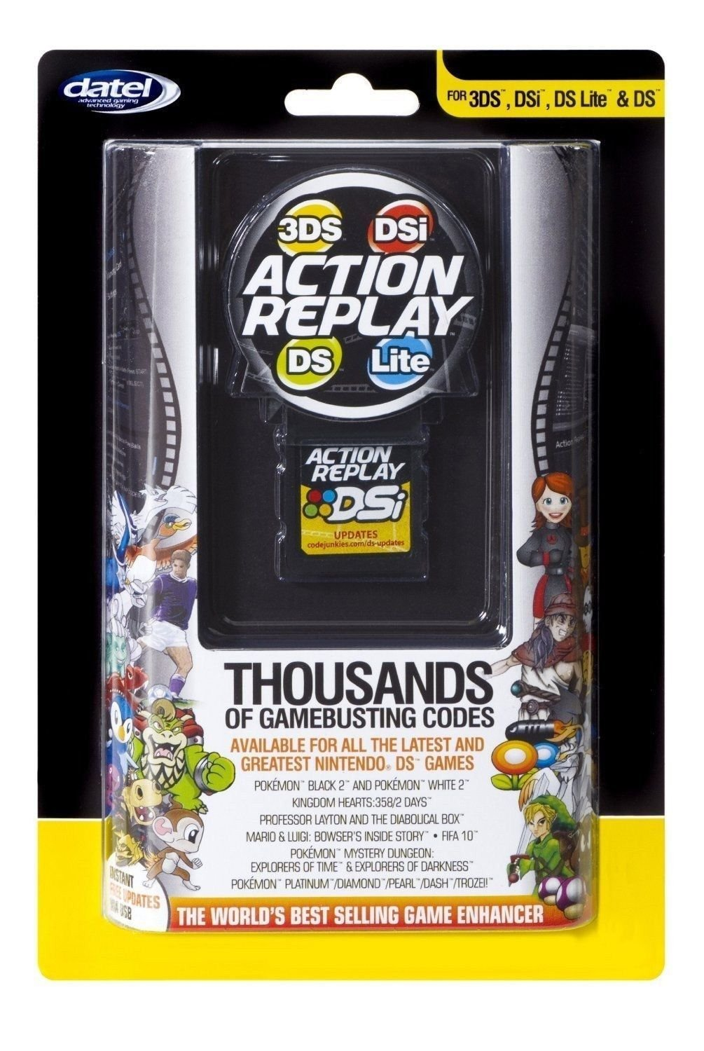 DRIVERS: DATEL DS ACTION REPLAY