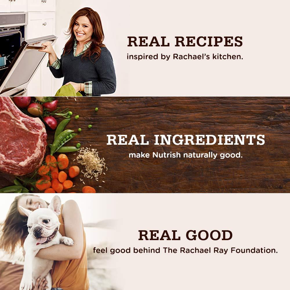 Rachael Ray Nutrish Natural Dry Dog Food, Real Chicken & Veggies Recipe, 28 lbs by Rachael Ray Nutrish (Image #9)