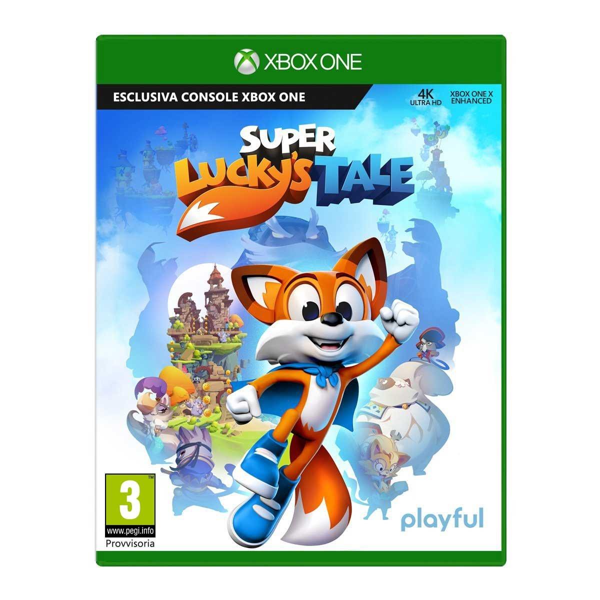 Super Luckys Tale - Xbox One [Importación italiana]: Amazon ...