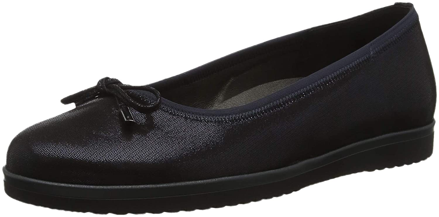 Gabor Shoes Comfort Comfort Sport, Ballerines Femme Bleu (Nightblue Gabor (S.s Ballerines/Gr) 36) 8d5d897 - latesttechnology.space