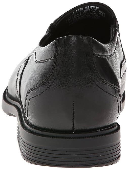 5c1ef7683e1d4 Amazon.com | Rockport Men's City Smart Bike Toe Slip-On Loafer | Loafers &  Slip-Ons