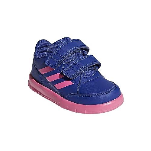 adidas Altasport CF I, Zapatillas de Gimnasia Unisex bebé: Amazon.es: Zapatos y complementos