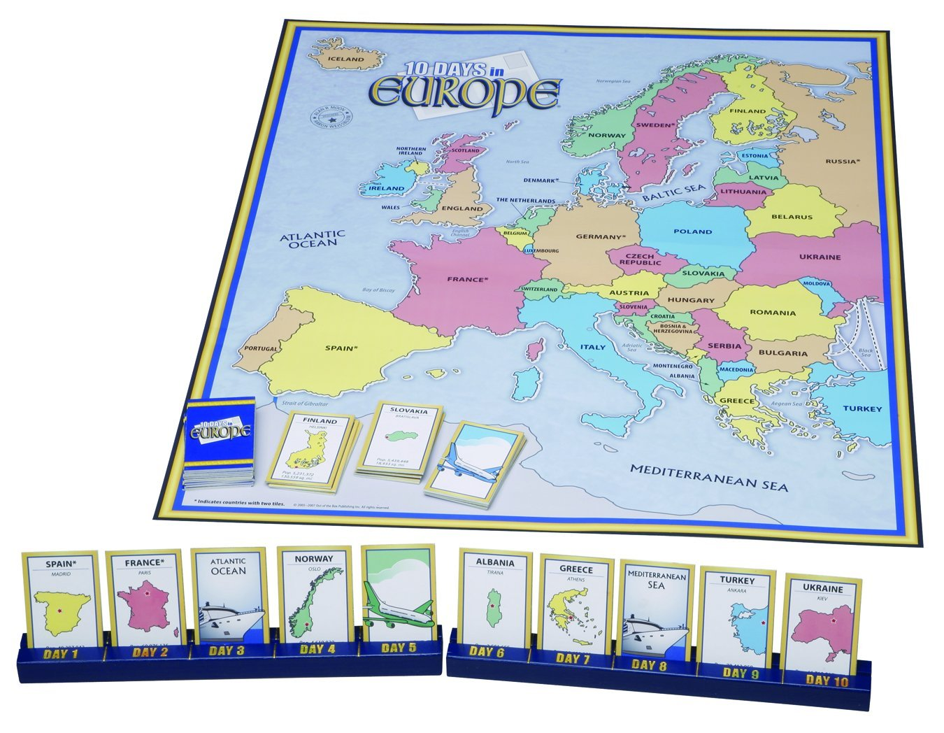 Amazon 10 days in europe game toys games gumiabroncs Images