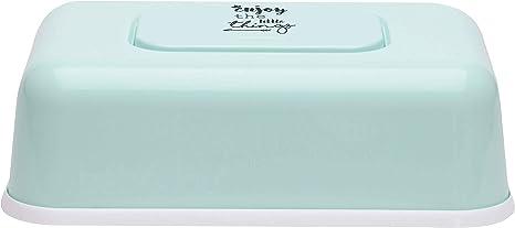 Bebe-jou 6230104 Caja para toallitas Lucky Quotes Mint, color ...