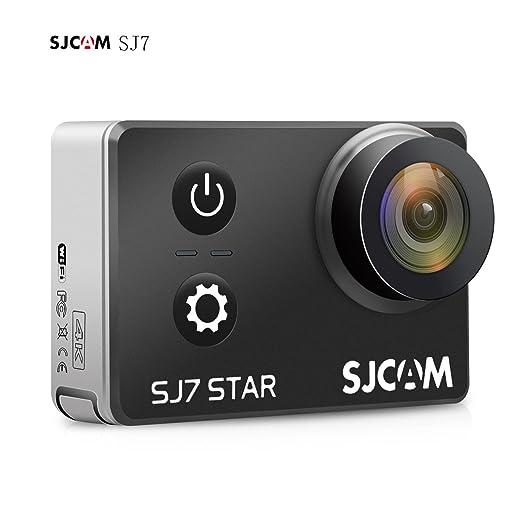 6 opinioni per SJCAM SJ7 Star SJ7000 SJ7Star- 4K Action Cam, Action Camera WIFI, Sport Camera