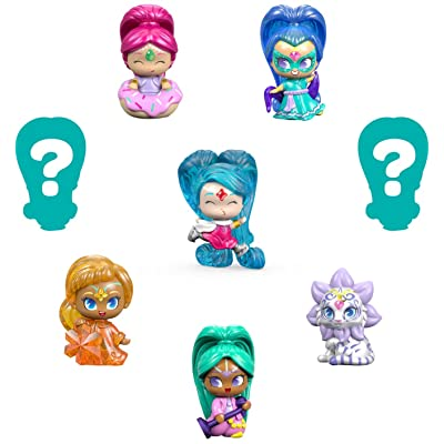 Fisher-Price Shimmer & Shine Teenie Genies Series 2 Genie Toy (8 Pack), #14: Toys & Games