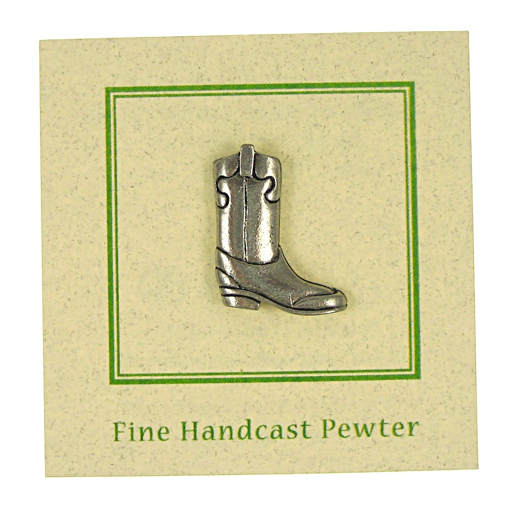 Cowboy Boot Lapel Pin - 100 Count by Jim Clift Design (Image #3)