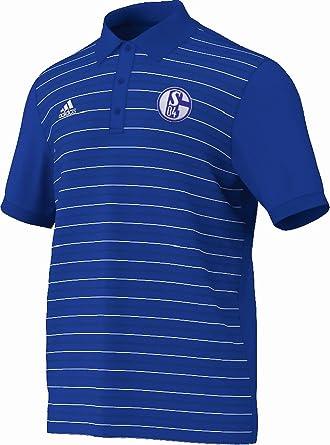 adidas S04 Pr Polo, Color Bleu - königsblau, weiß, Marine, tamaño ...
