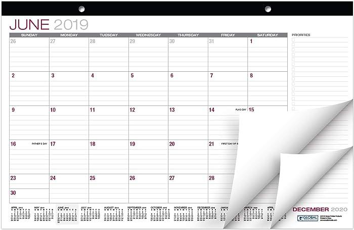 The Best Academic Desktop Calendar 20182019