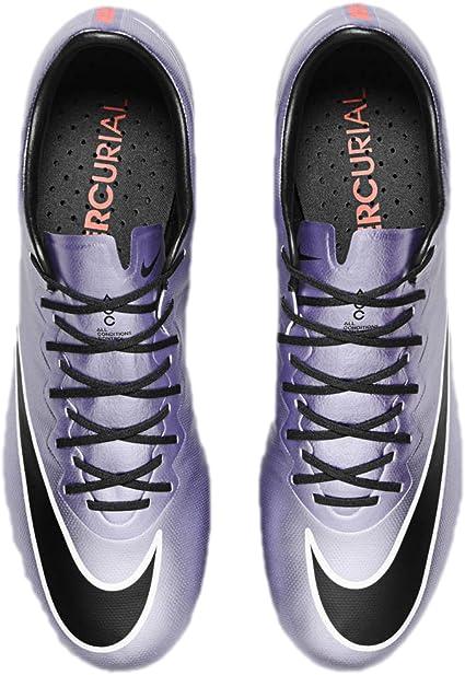 Nike Mercurial Vapor X FG Football Crampons (Lilac Urban