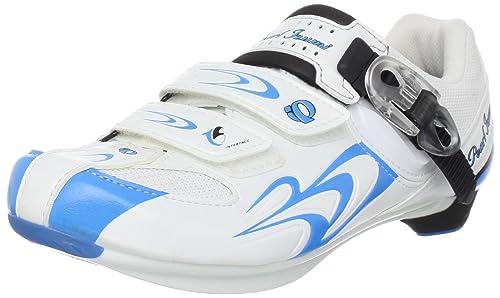Zapatilla cicl muj.Race ii, color blanco y negro, talla 37 Pearl Izumi