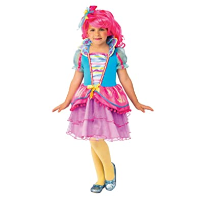 Rubie's Costume Candy Queen Girls Child Costume: Toys & Games
