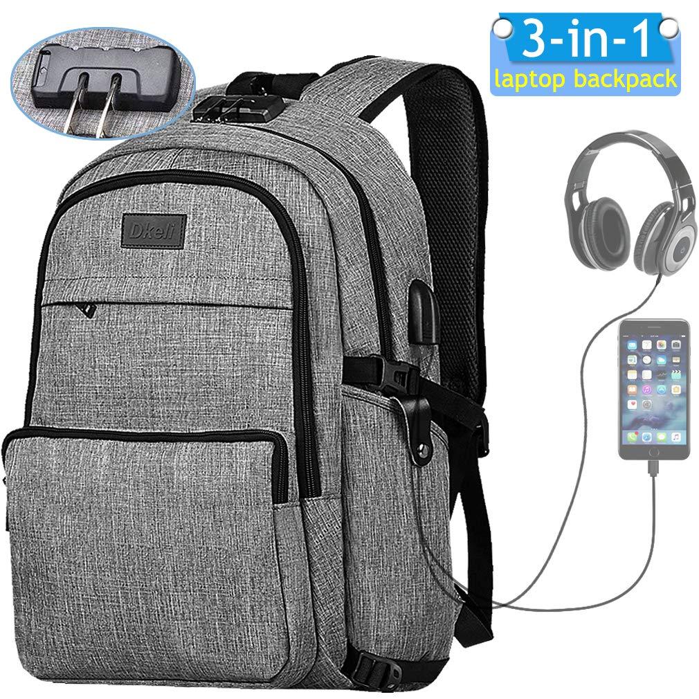Laptop Backpack, Travel Business Computer Backpack for Women Men