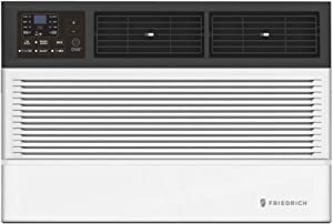 """Friedrich CCW08B10A 20"""" Chill Premier Smart Room Air Conditioner with BTU Cooling Capacity,in White (8000 BTU)"""