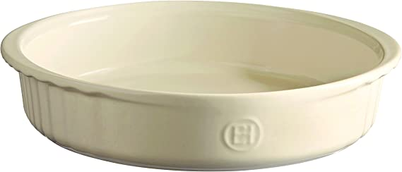 Ceramica Silex Emile Henry eh956280/Stampo Rotondo a Dolci Ceramica 28/x 26/x 6/cm 28 x 26 x 6 cm