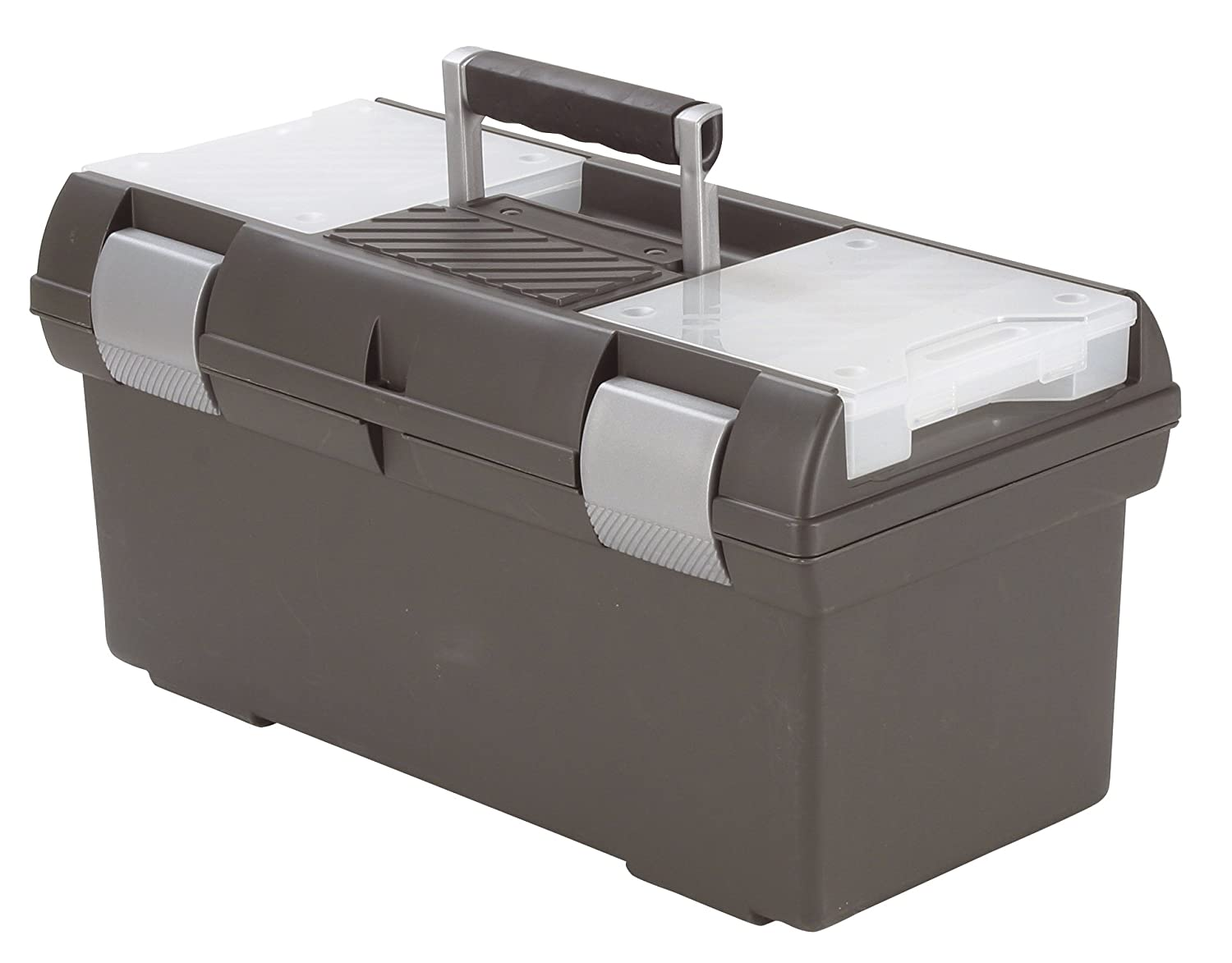 Amazon.com: Curver 157705 Large Toolbox for Removable Accessories by Curver: Home & Kitchen