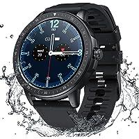Smart Watch for Women Men,Fitness Tracker with Heart Rate,Blood Pressure,Blood Oxygen,IP67 Waterproof Pedometer…