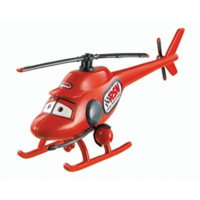 Disney/Pixar Cars Kathy Copter Diecast Vehicle: Toys & Games