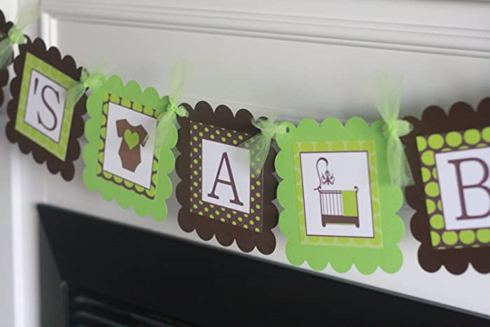 amazon com elegant lime green brown buggy stroller crib