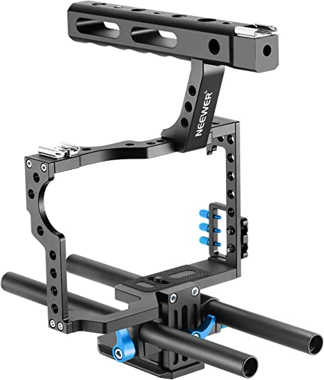 Neewer estabilizador Jaula fotográfica para Productos en Función ...