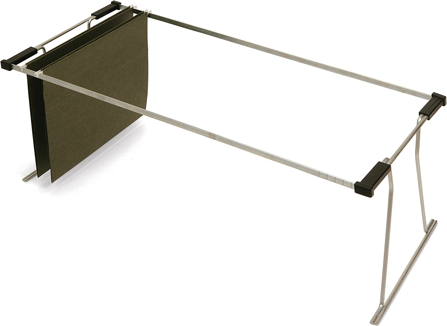 Officemate Universal File Frame, Letter/Legal Size, Steel, 12 x 27 x 9 Inches (91997) : File Folder Racks : Office Products