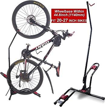 Dinsam - Estante de Almacenamiento Vertical para Bicicleta ...