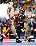 Jordan Burroughs Olympic Hero Wrestling Limited Print Photo Poster 22x28 #1