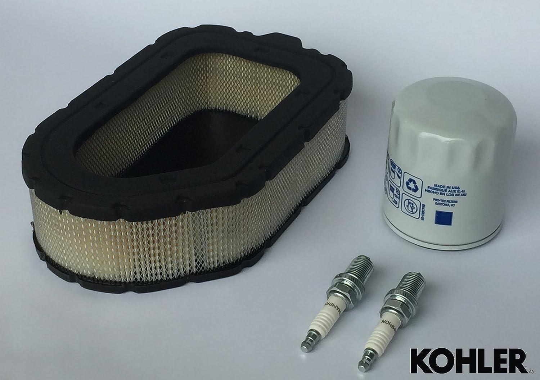 Amazon.com : Kohler Maintenance and Service Kit for 18RESL, 20RES ...